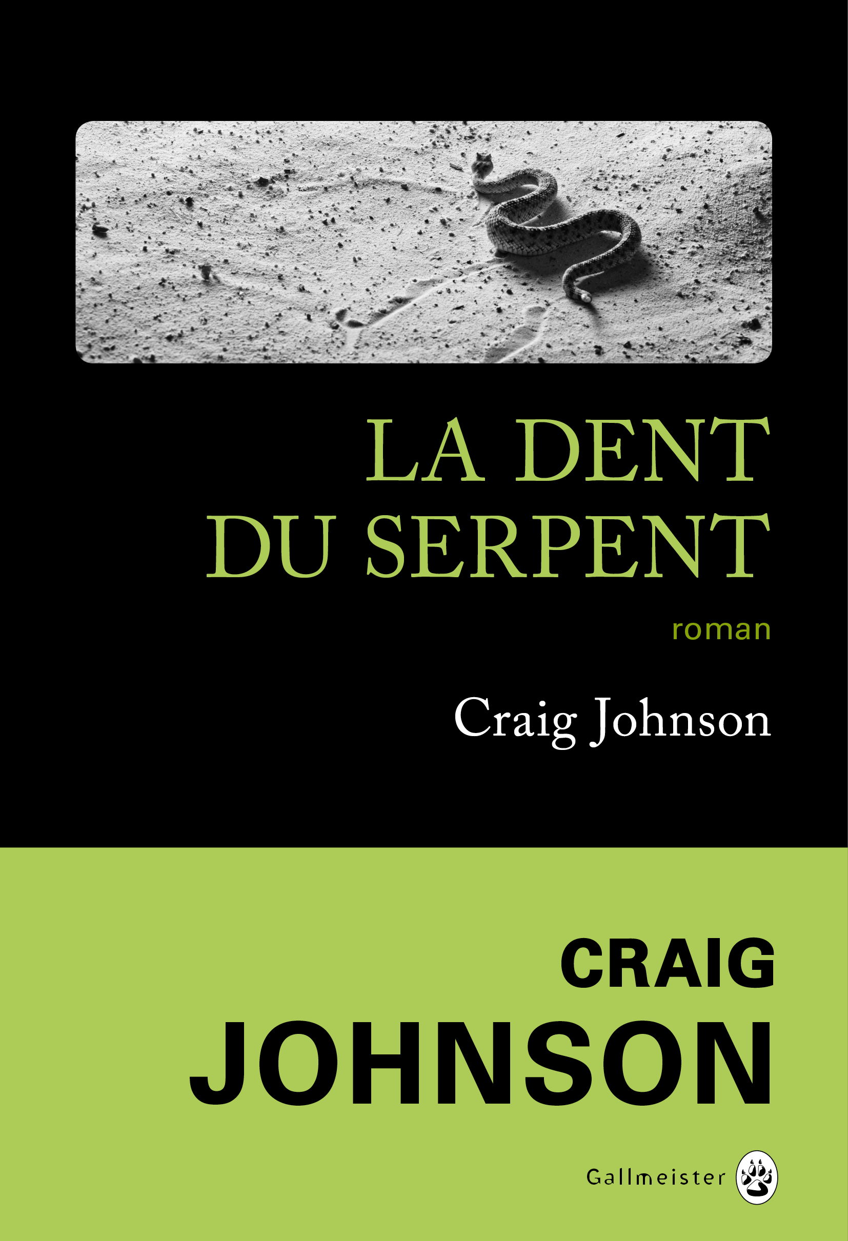 La Dent du serpent | Johnson, Craig