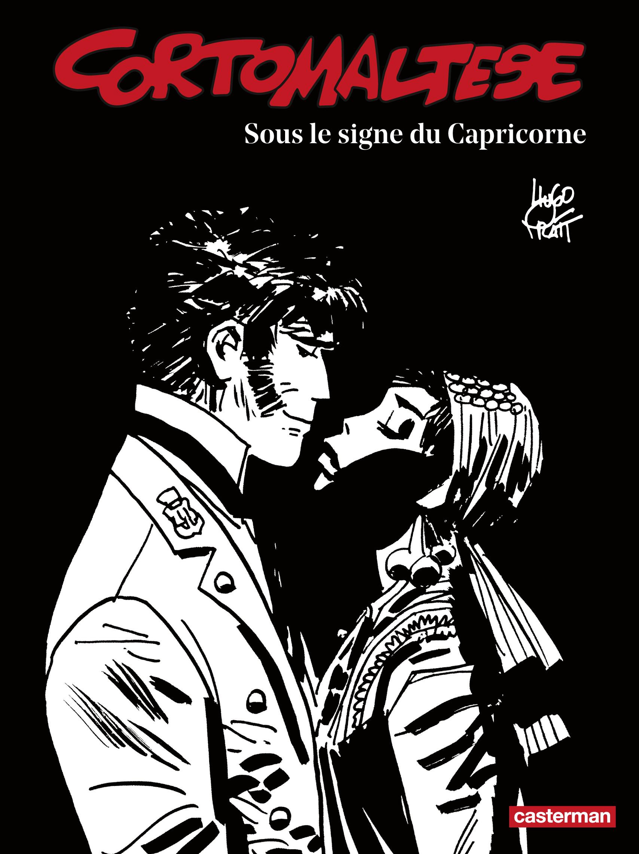 Corto Maltese (Tome 2) - Sous le signe du Capricorne (édition enrichie noir et blanc) | Pratt, Hugo