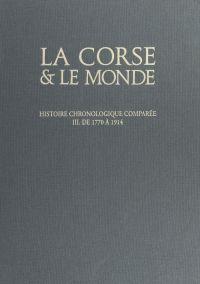 La Corse et le monde, histo...