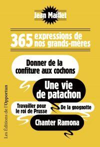 365 expressions de nos gran...