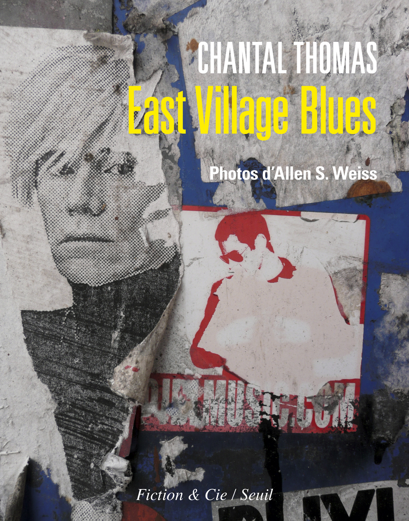 East Village Blues | Thomas, Chantal