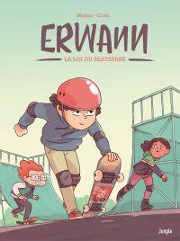 Erwann | Mayen, Cédric. Auteur