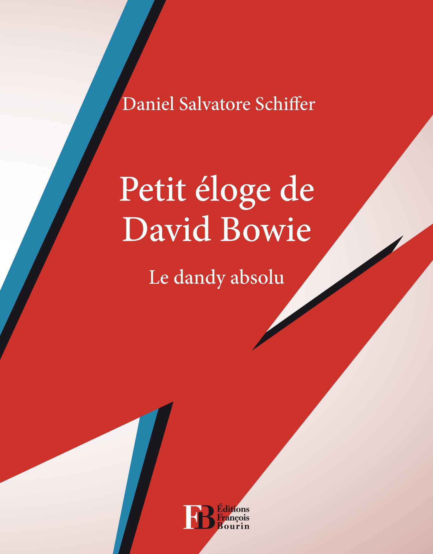 Petit ?loge de David Bowie, Le dandy absolu