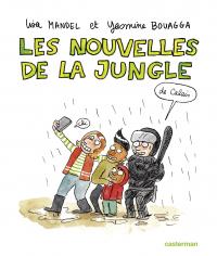 Sociorama - Les nouvelles de la Jungle (de Calais) | Mandel, Lisa (1977-....). Auteur