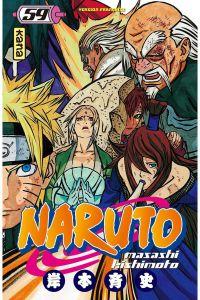 Naruto - Tome 59