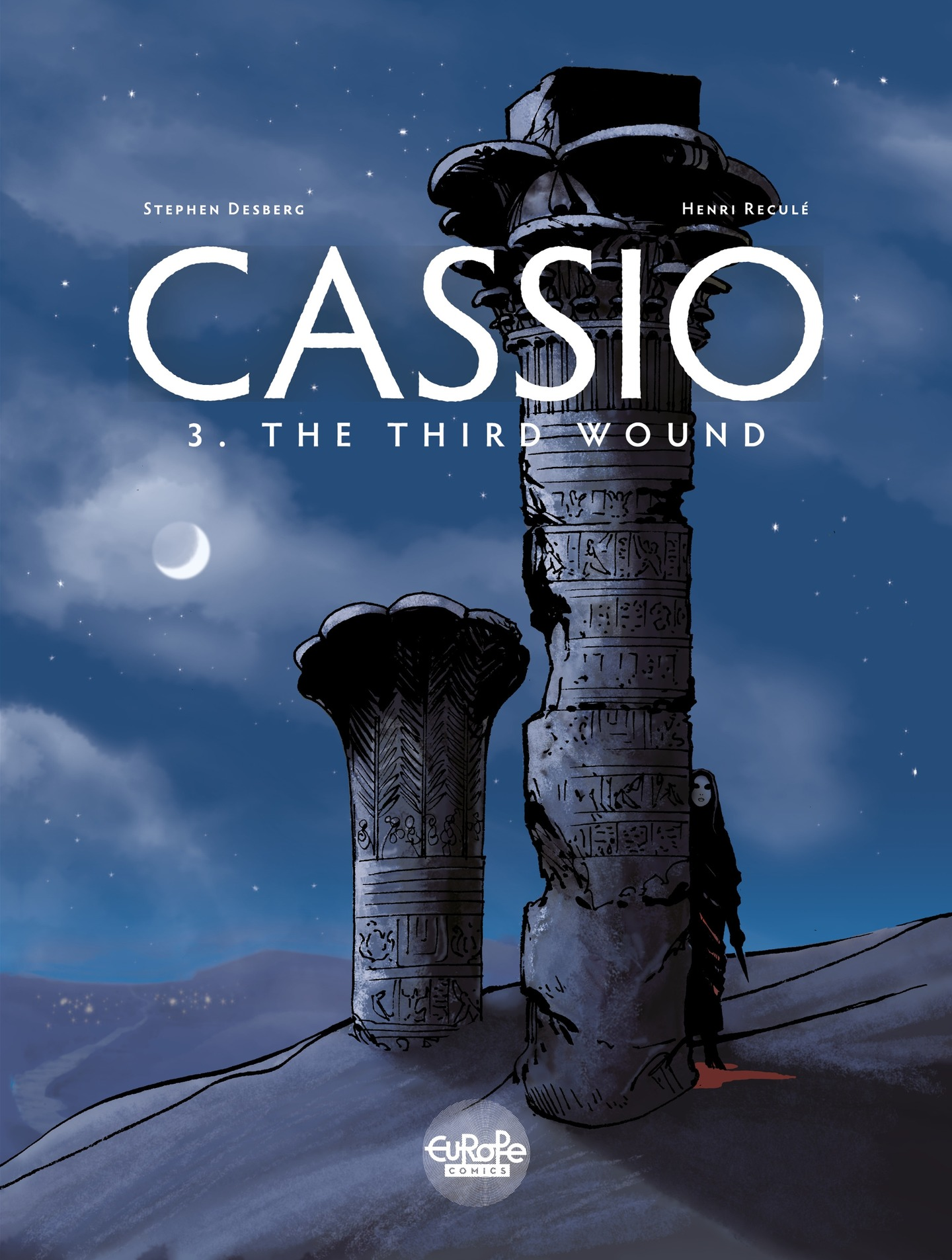 Cassio 3. The Third Wound