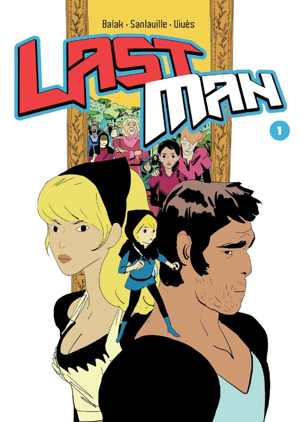 Lastman (Tome 1) |