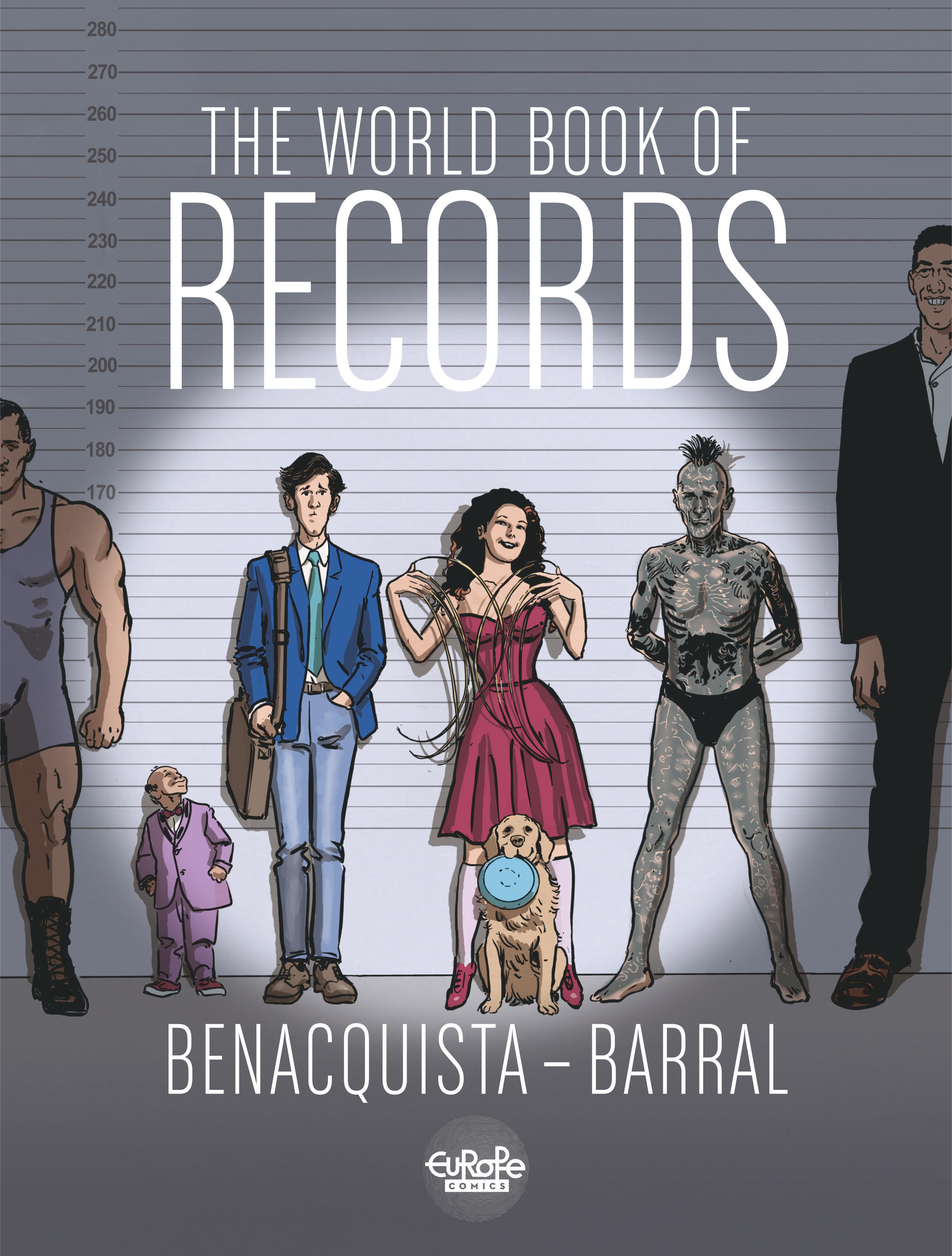 The World Book of Records