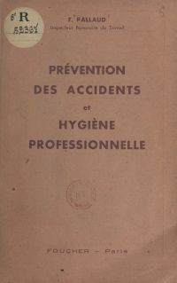 Prévention des accidents et...
