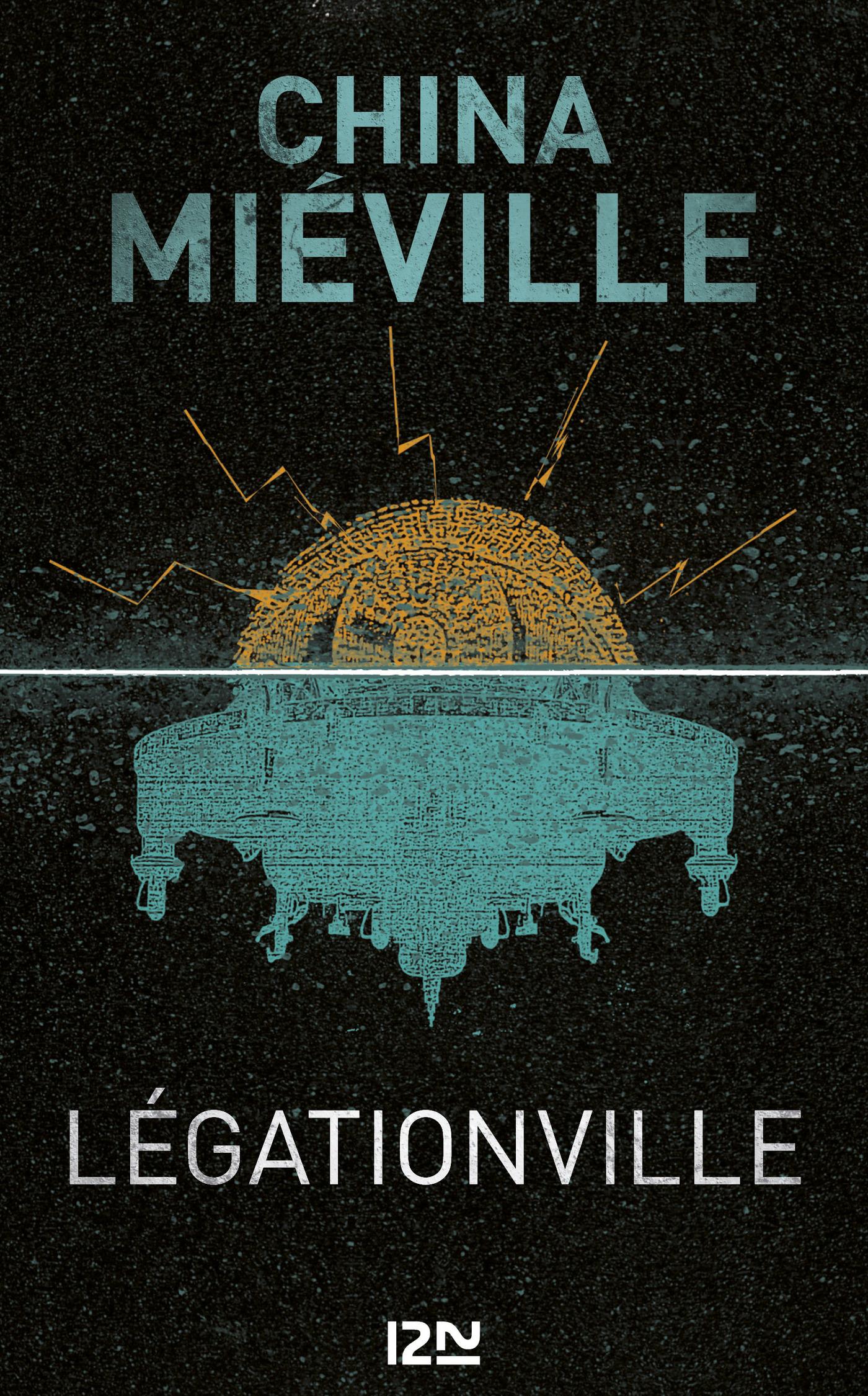 Légationville | MIEVILLE, China