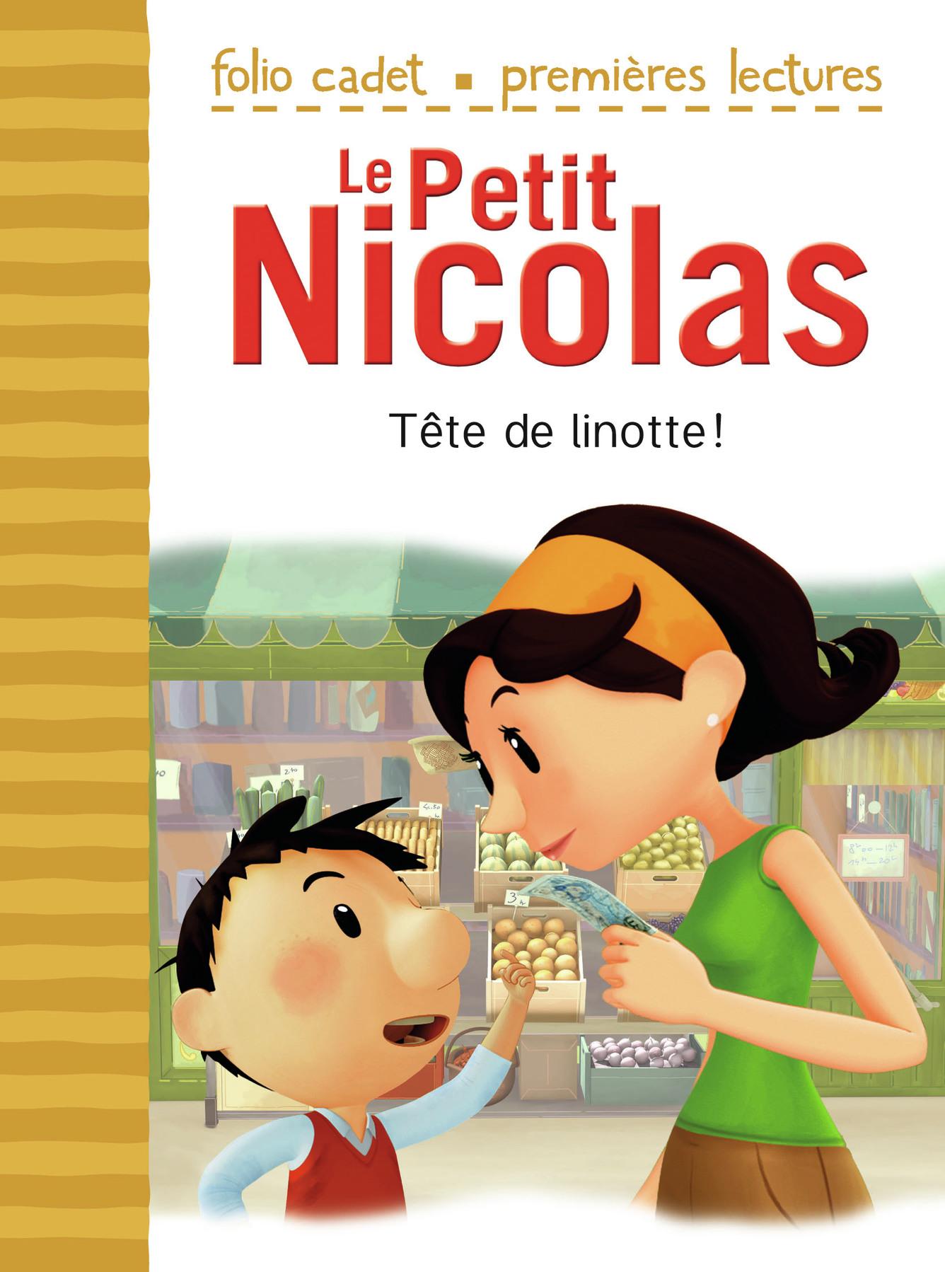 Le Petit Nicolas (Tome 39) - Tête de linotte !
