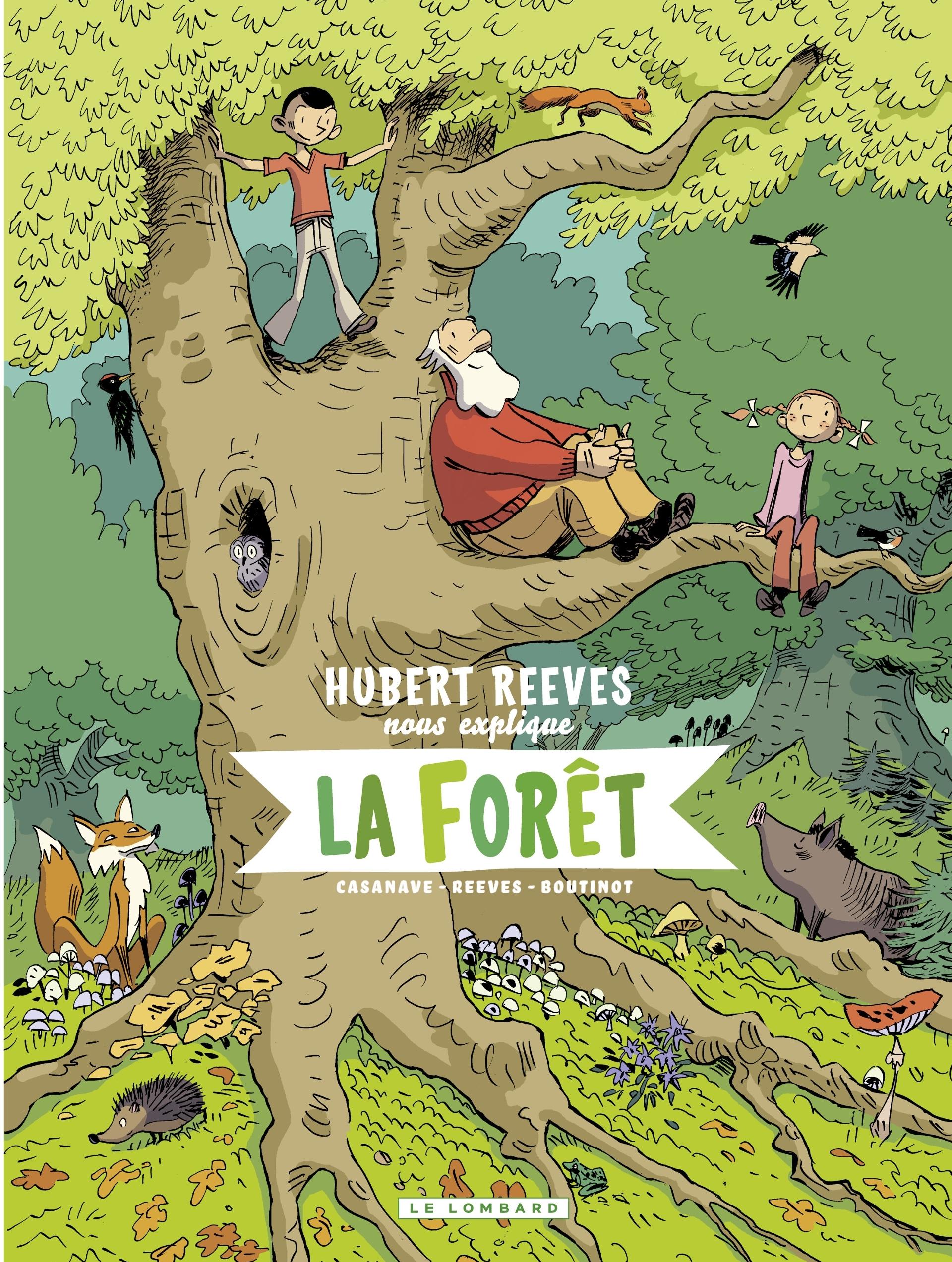 Hubert Reeves nous explique - Tome 2