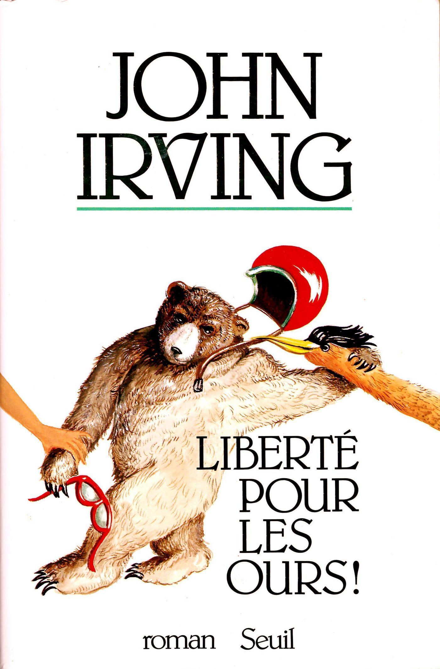 Liberté pour les ours !