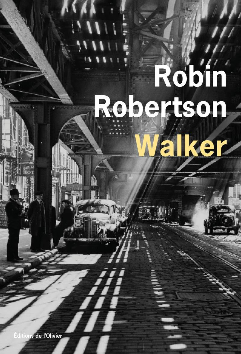 Walker | Robertson, Robin (1955-....). Auteur