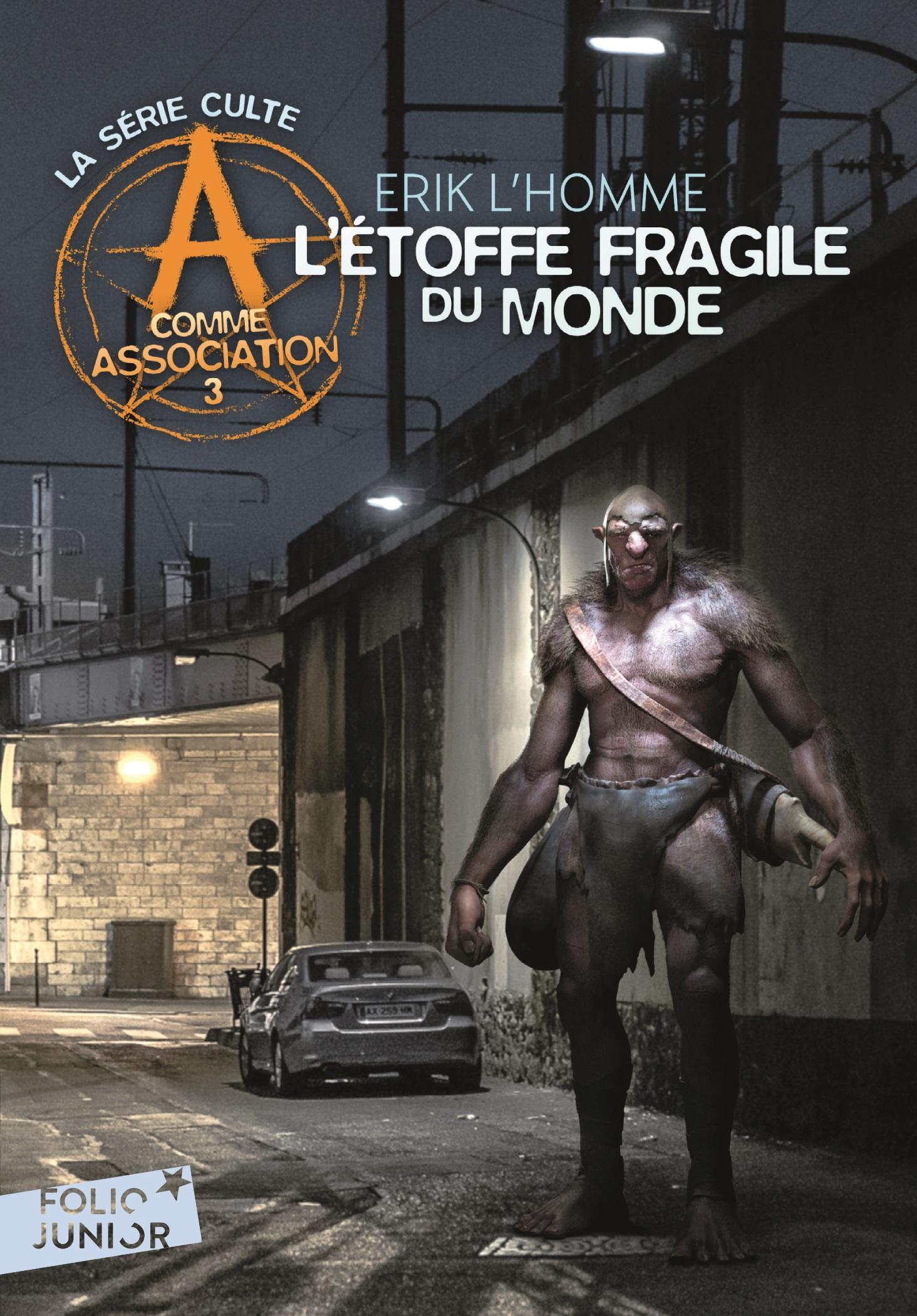 A comme Association (Tome 3) - L'étoffe fragile du monde