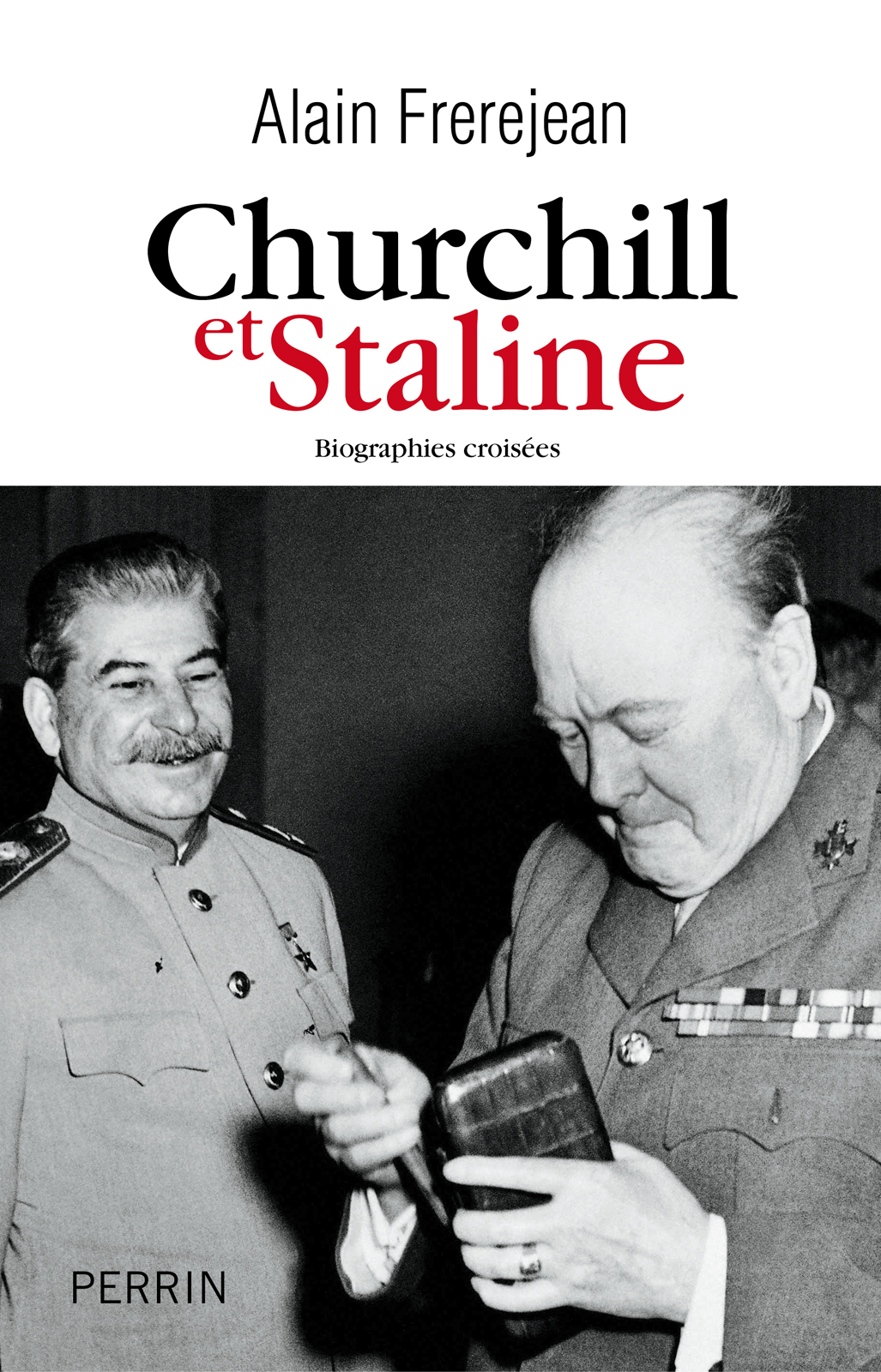 Churchill et Staline