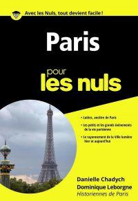 Paris pour les Nuls poche