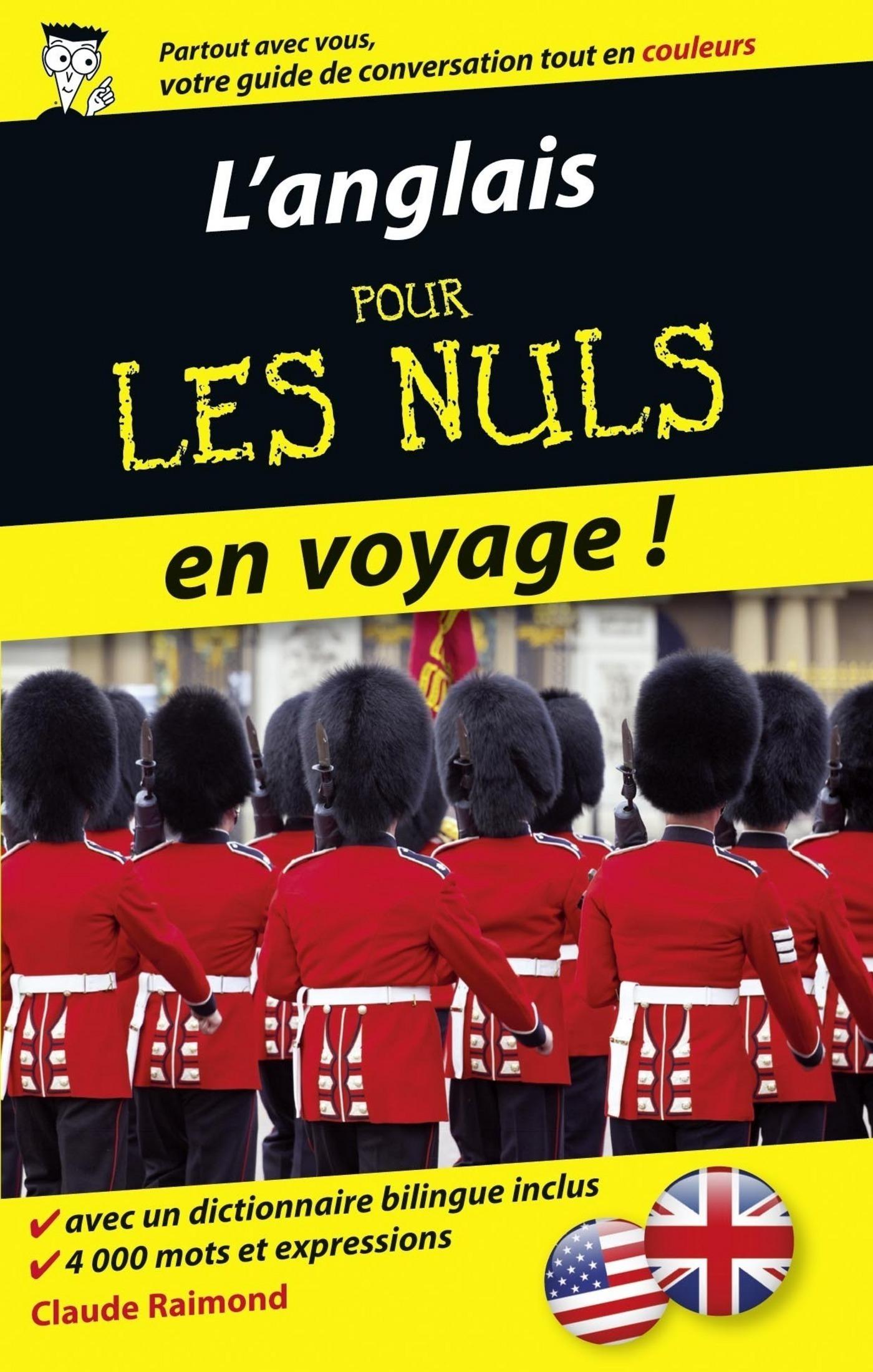 L'anglais pour les Nuls en voyage