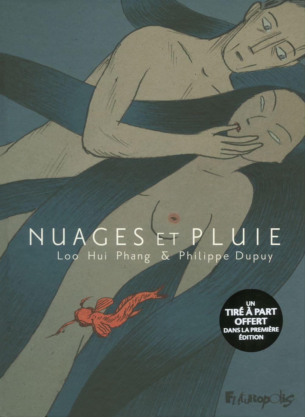 Nuages et Pluie | Loo Hui Phang (1974-....). Auteur