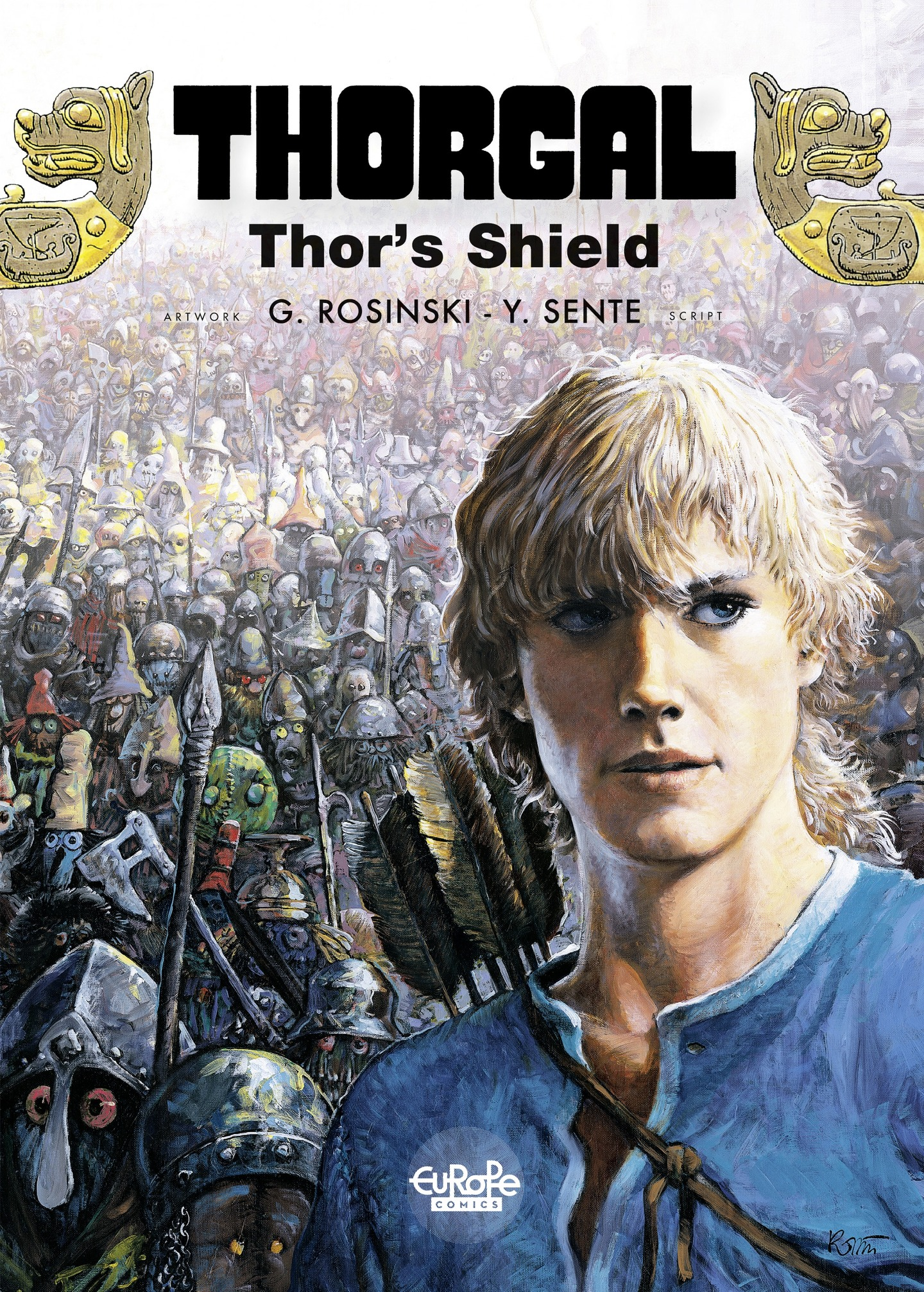 Thorgal - tome 23 - Thor's ...