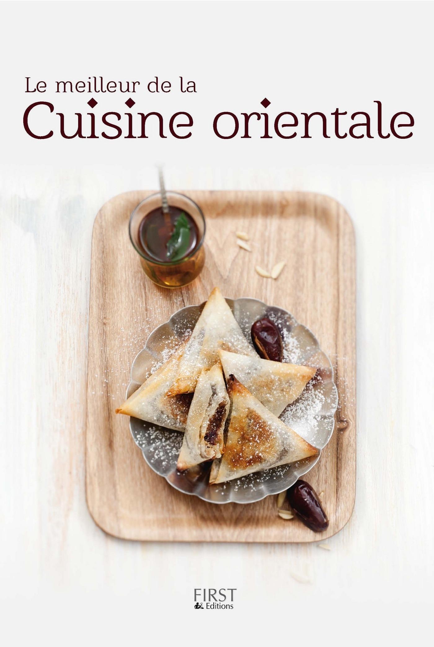 Le meilleur de la cuisine orientale