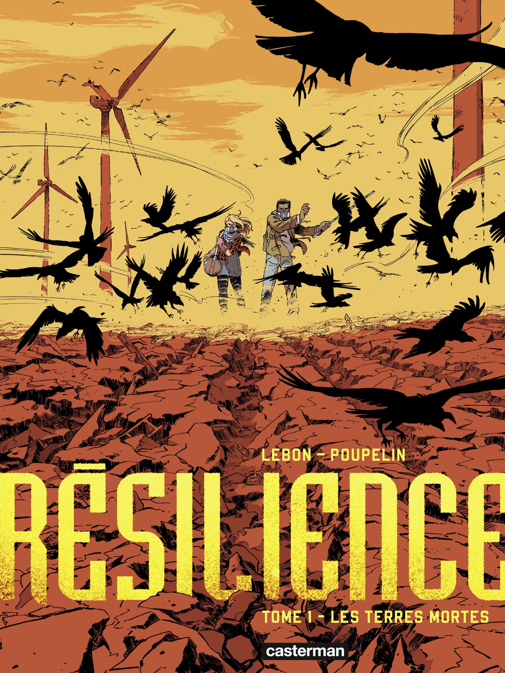 Résilience (T1) - Les terres mortes