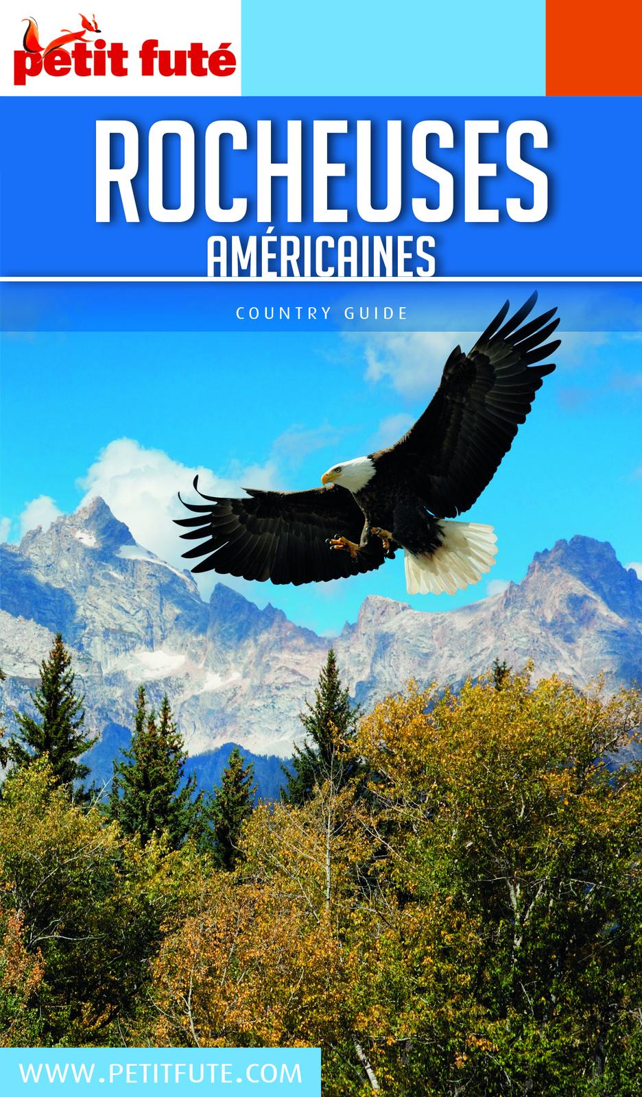 ROCHEUSES AMÉRICAINES 2018/2019 Petit Futé | Auzias, Dominique