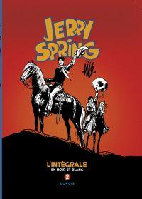 Jerry Spring - L'Intégrale - tome 2 - Intégrale Jerry Spring 1955 - 1958 | Jijé (1914-1980). Auteur