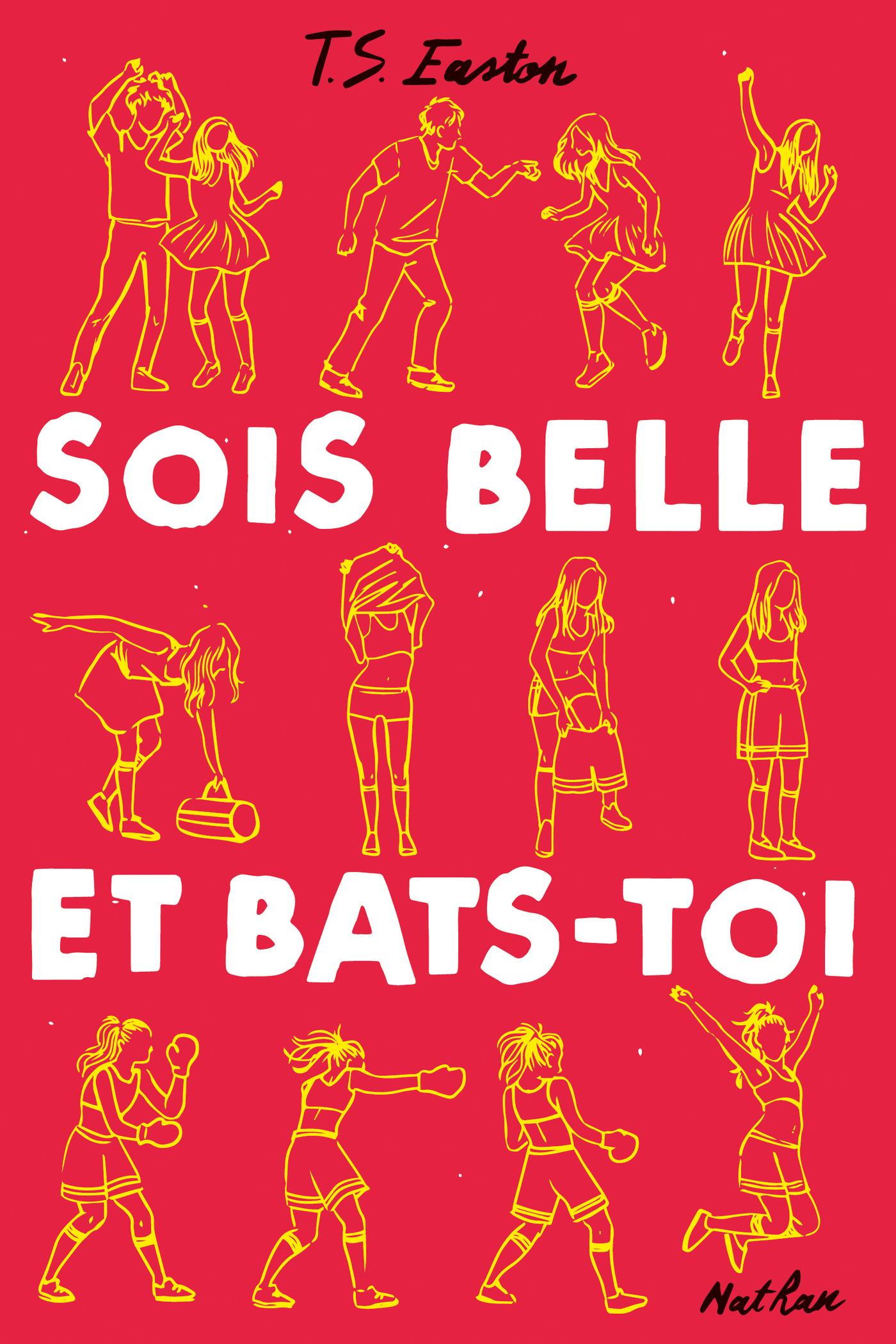 """Afficher """"Sois belle et bats-toi - Roman dès 13 ans"""""""