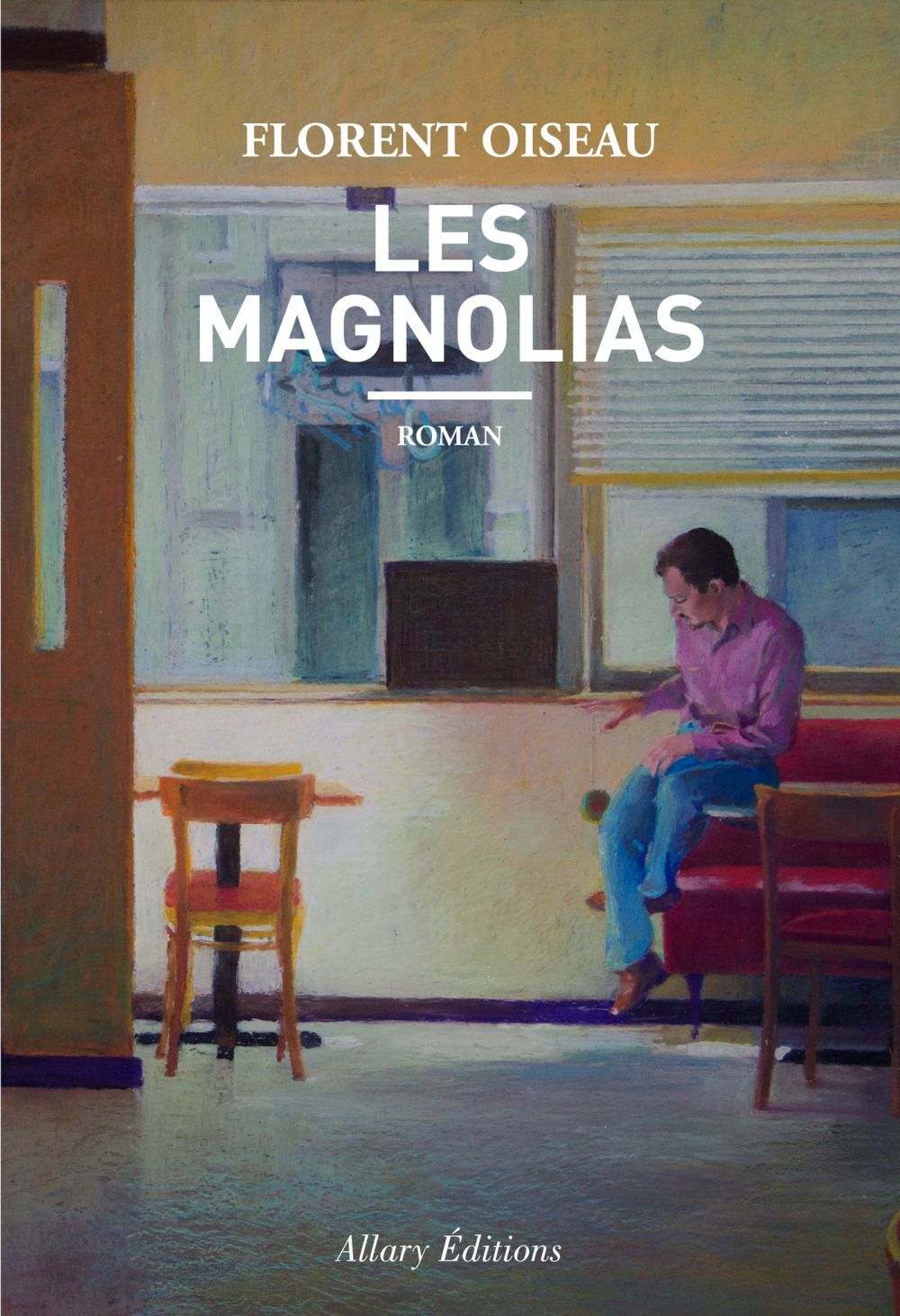 Les Magnolias | Oiseau, Florent. Auteur