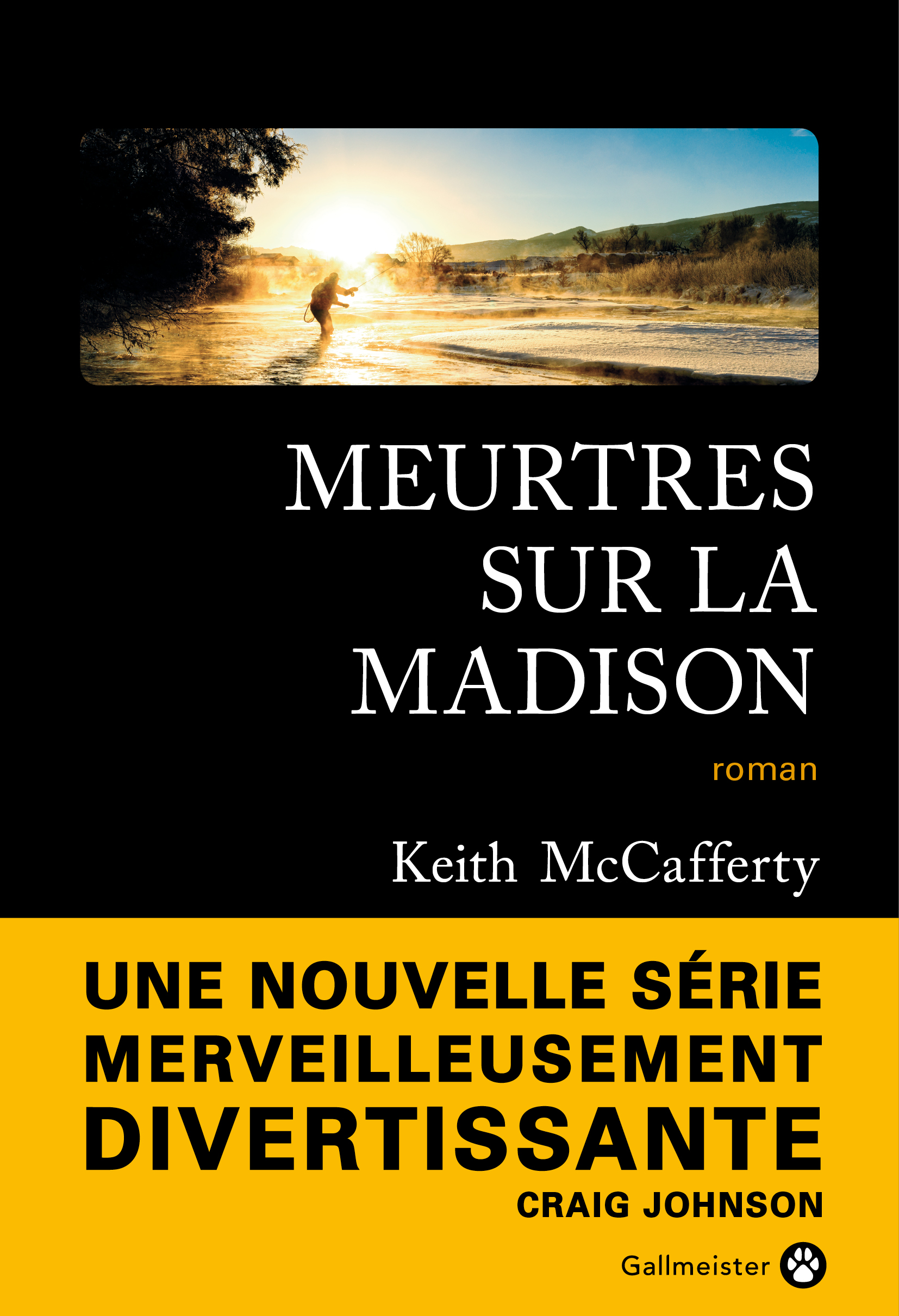 Meurtres sur la Madison | McCafferty, Keith
