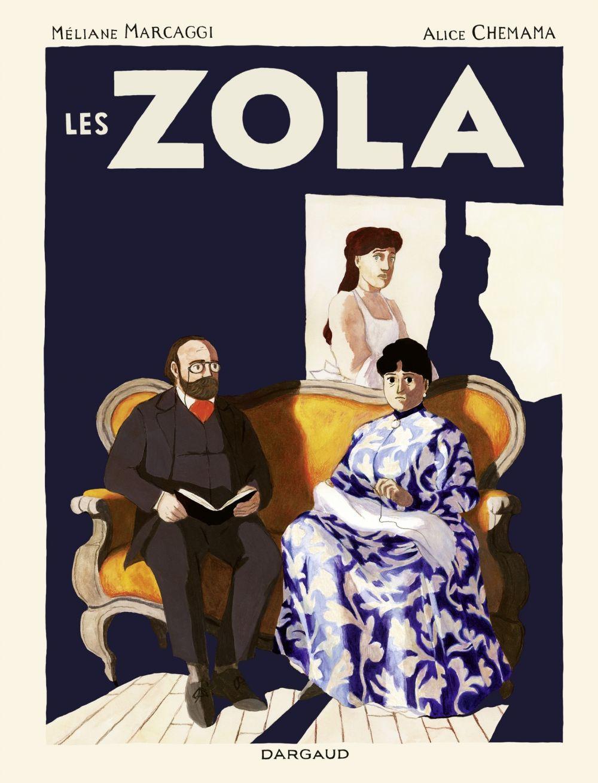 Les Zola - tome 0 - Les Zola   Marcaggi, Méliane. Auteur