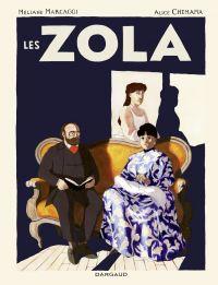 Les Zola - tome 0 - Les Zola | Marcaggi, Méliane. Auteur