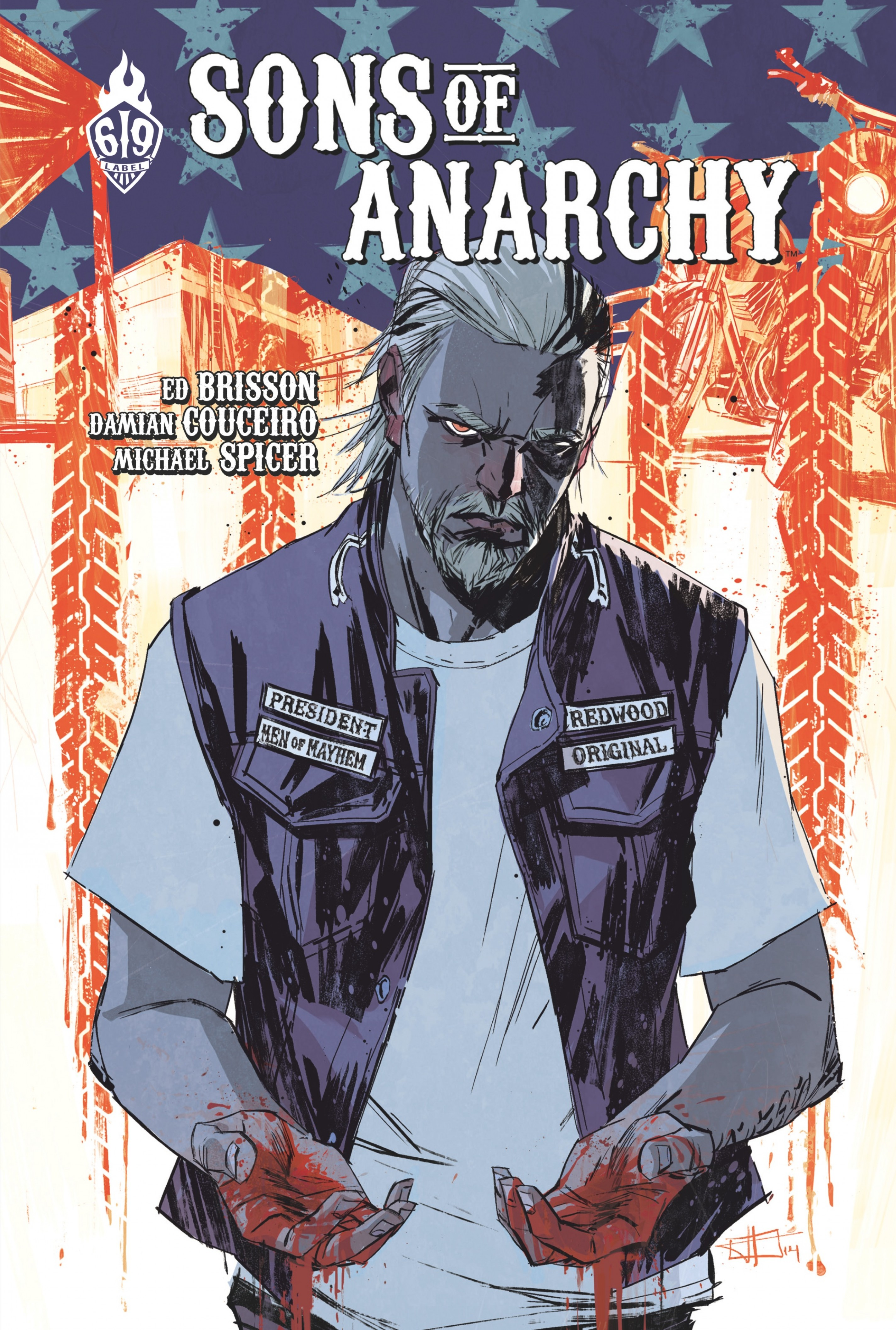 Sons Of Anarchy - Tome 3 | Damian Couceiro,