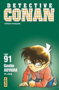 Détective Conan - Tome 91