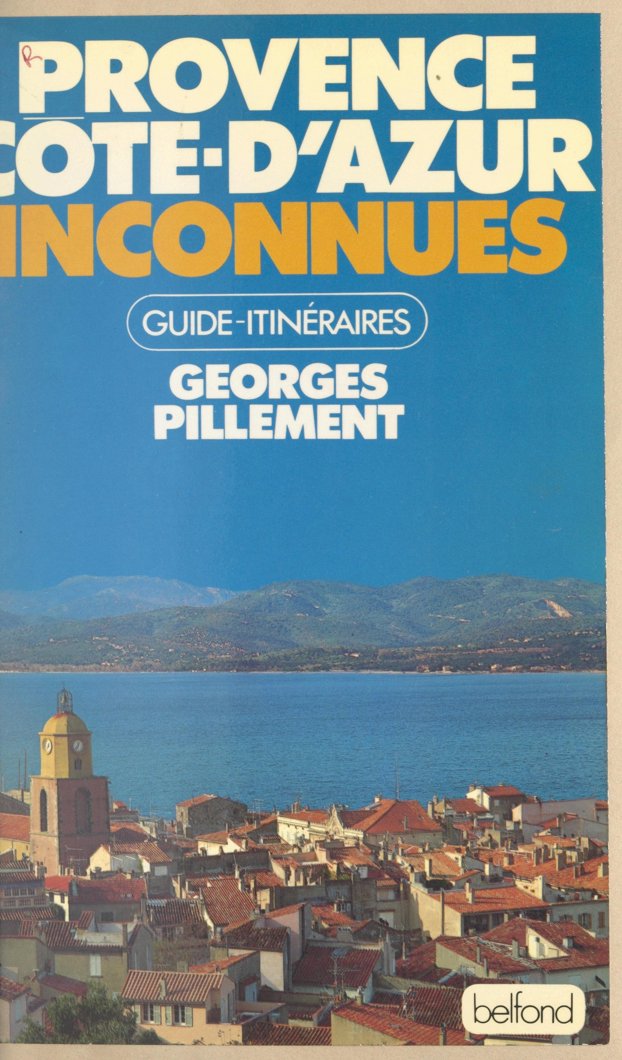 Provence, Côte d'Azur incon...