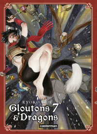 Gloutons et Dragons (Tome 7)