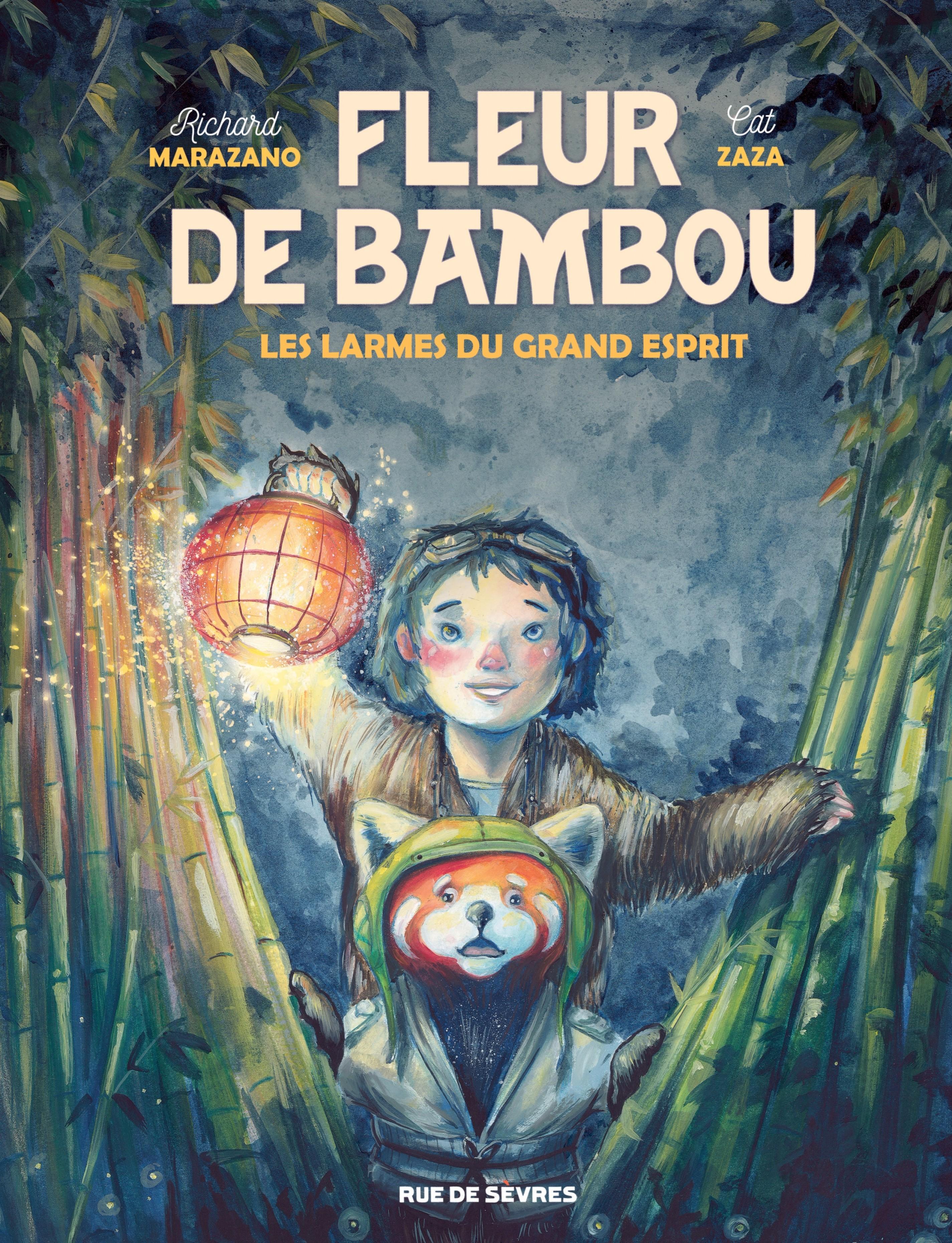 Fleur de Bambou - Tome 1 - ...