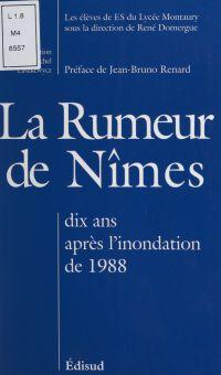 La rumeur de Nîmes