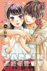 Jardin secret - Tome 4