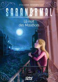 Image de couverture (Saranormal - tome 03 : La nuit des maléfices)