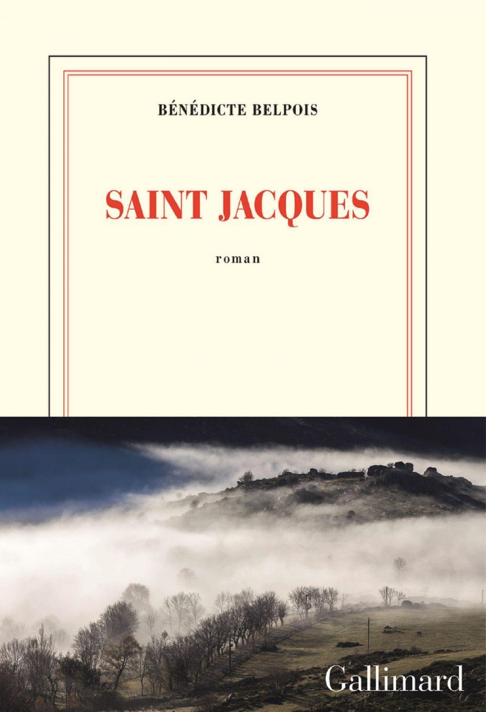 Saint Jacques   Belpois, Bénédicte. Auteur