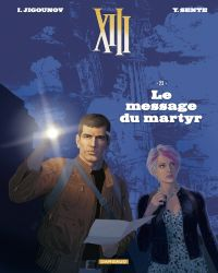 XIII  - tome 23 - Le Messag...