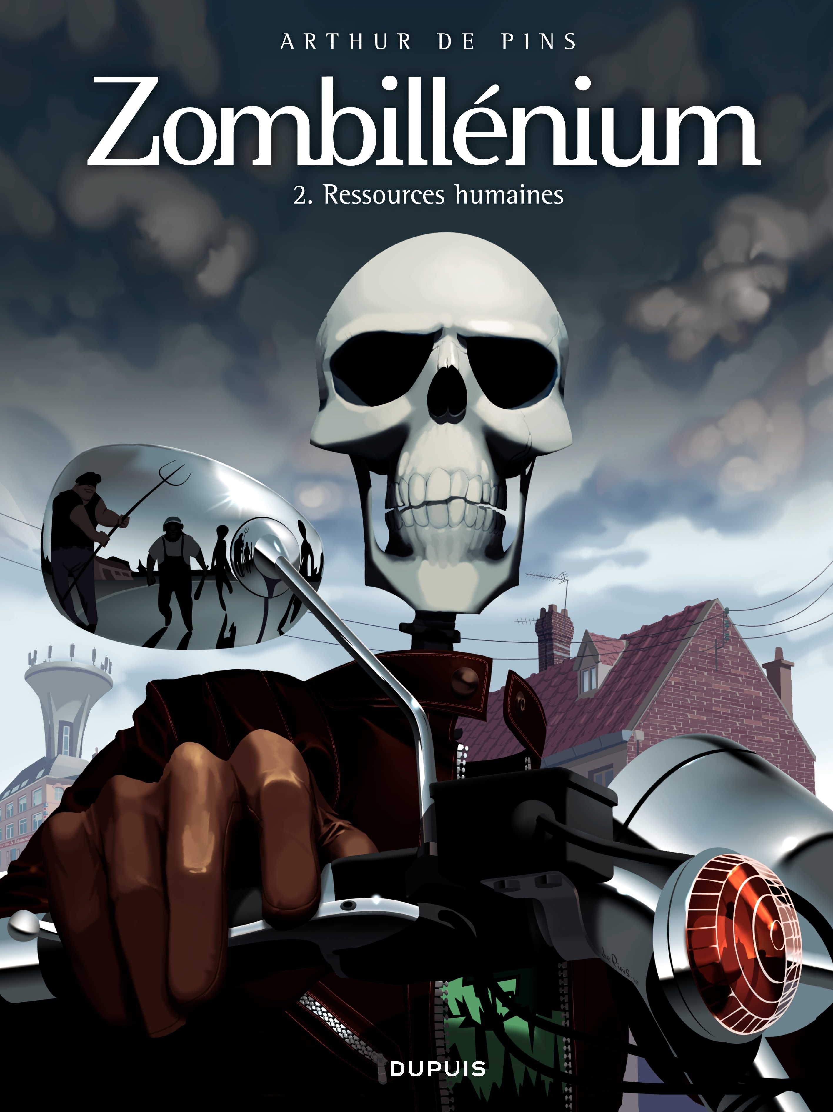 Zombillénium – tome  2 - Ressources humaines