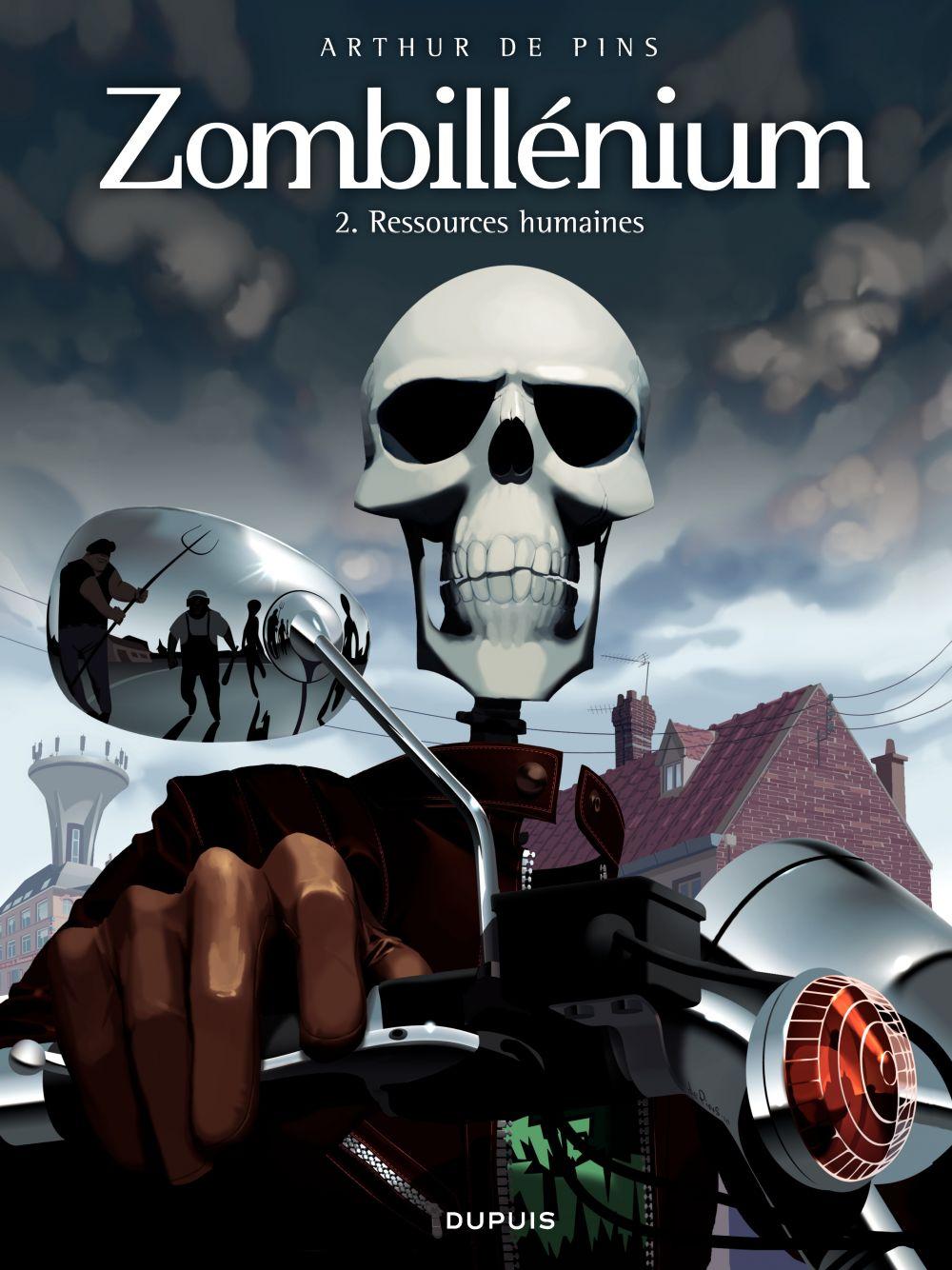 Zombillénium – tome  2 - Ressources humaines | De Pins, Arthur. Auteur