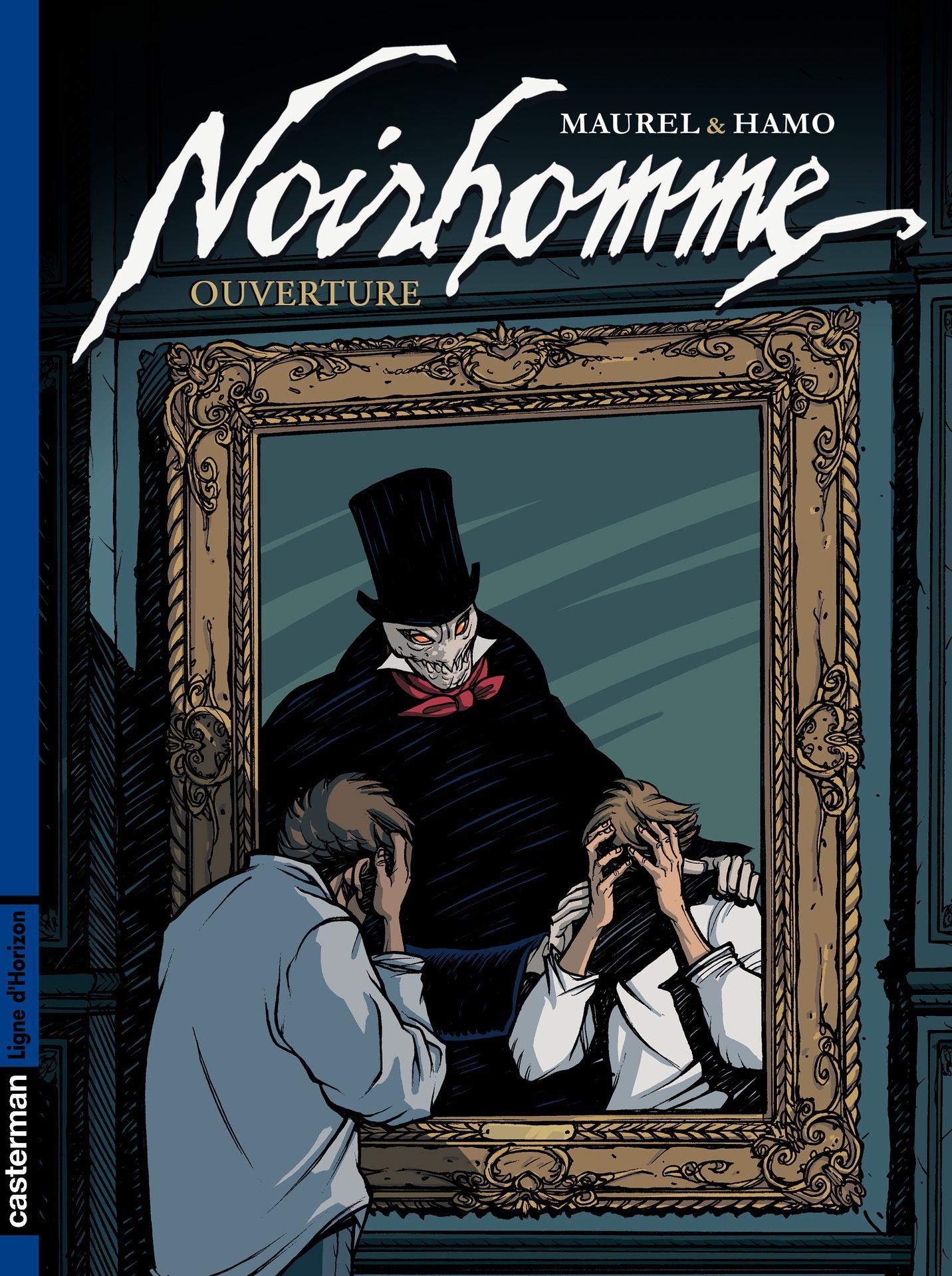Noirhomme (Tome 1) - Ouverture