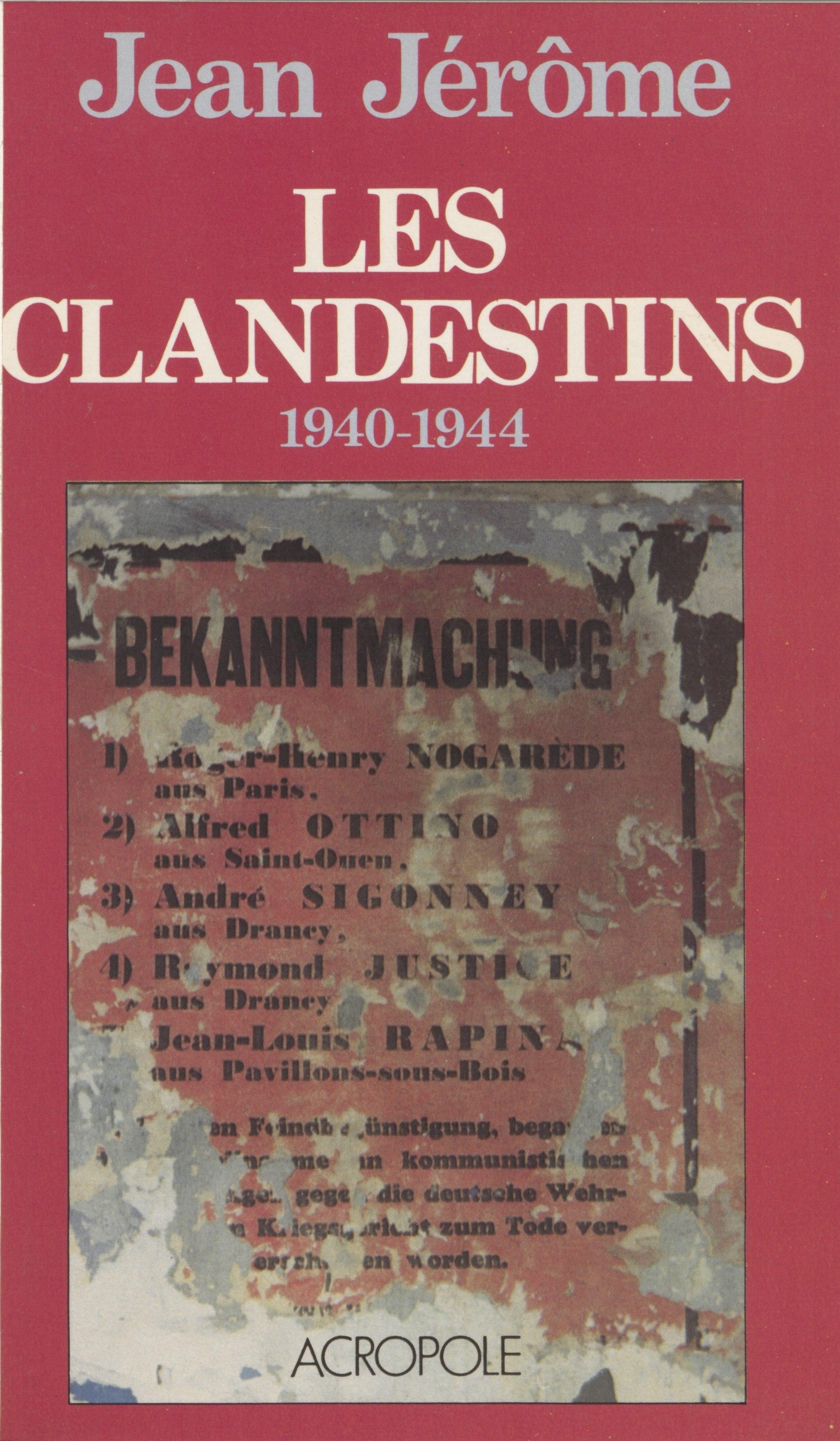 Les Clandestins
