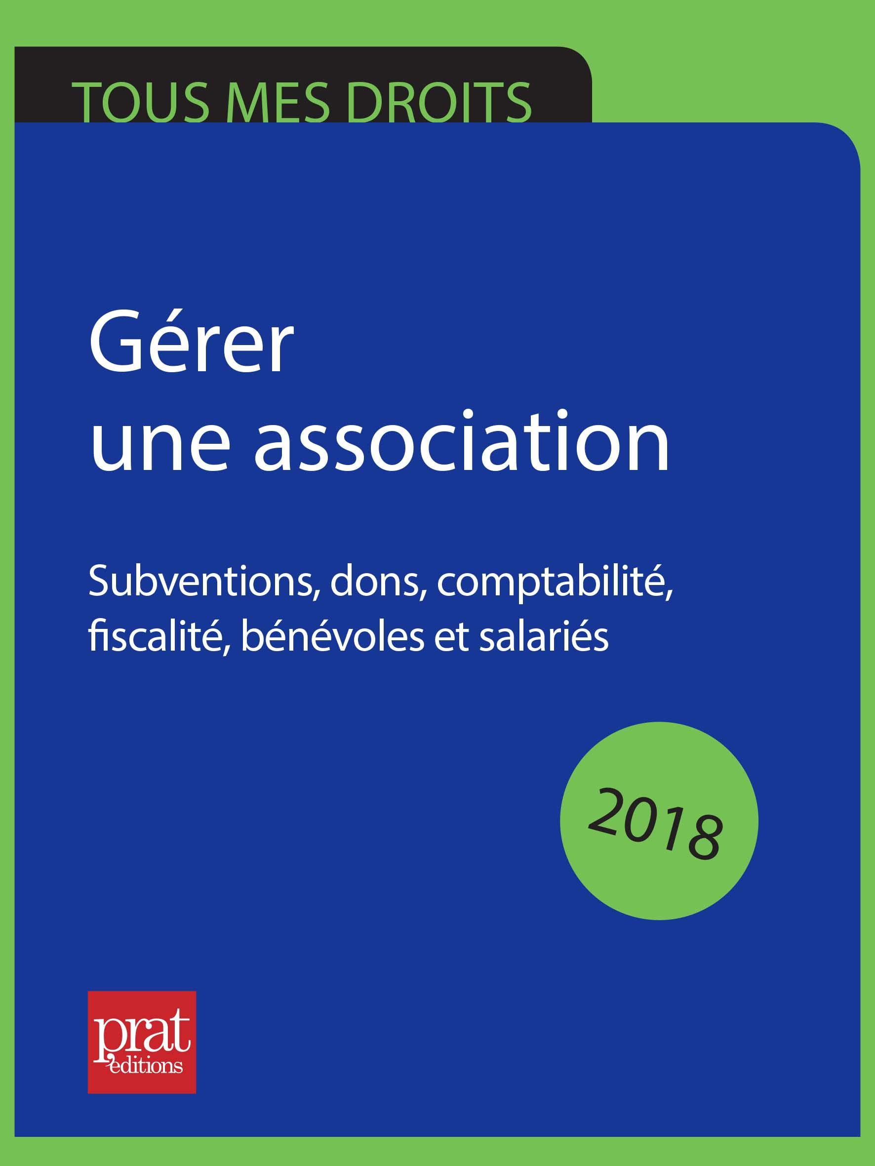 Gérer une association 2018