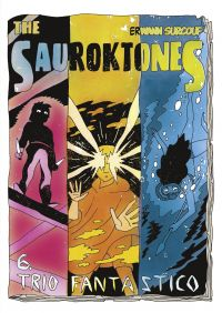 The Sauroktones - Chapter 6...