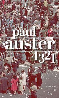 4 3 2 1 | Auster, Paul. Auteur